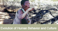 Evolution of Human Behavior and Culture